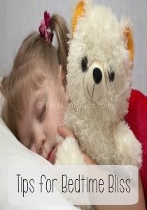 Tips for Bedtime Bliss
