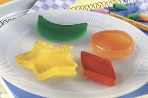 Easy Recipes Jello jigglers