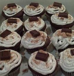easy recipe smores cupcakes