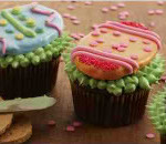 Easy Recipes-Easter Egg Cupcakes