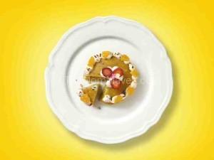 easy recipes-confetti birthday cake