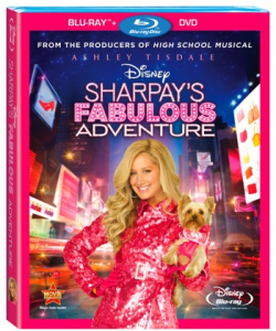 Sharpay's Fabulous Adventure-Review