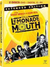 Lemonade Mouth DVD Review