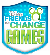 Disney's Friends For Change Games Begin June 24th