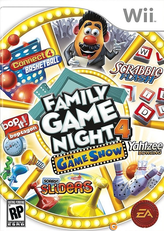 International fun and games night - Family Game Night 4 The Game Show For Wii The Mom Maven