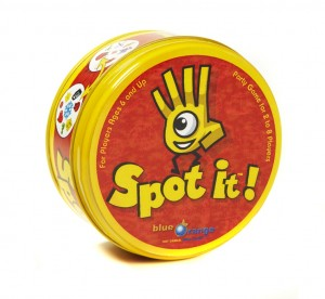 Spot It! Game Review and Giveaway