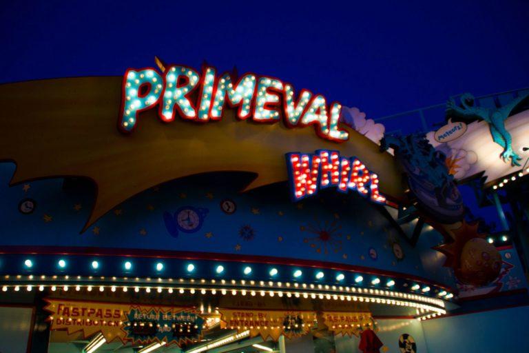 Primeval sign