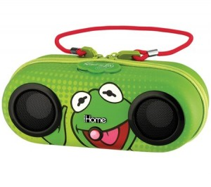 Kermit the Frog iHome Portable Speakers Review