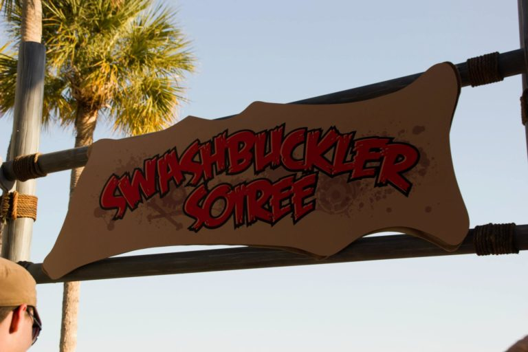 swashbuckler soiree