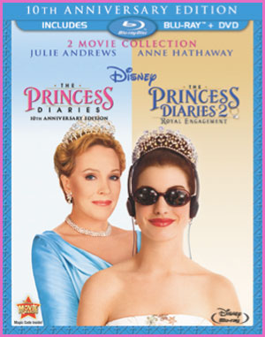 The-Princess-Diaries-Combo-Pack