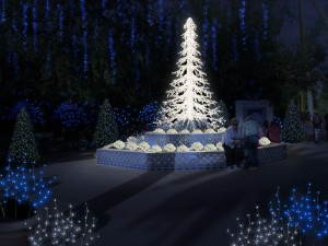 Christmas Town is Coming to Busch Gardens