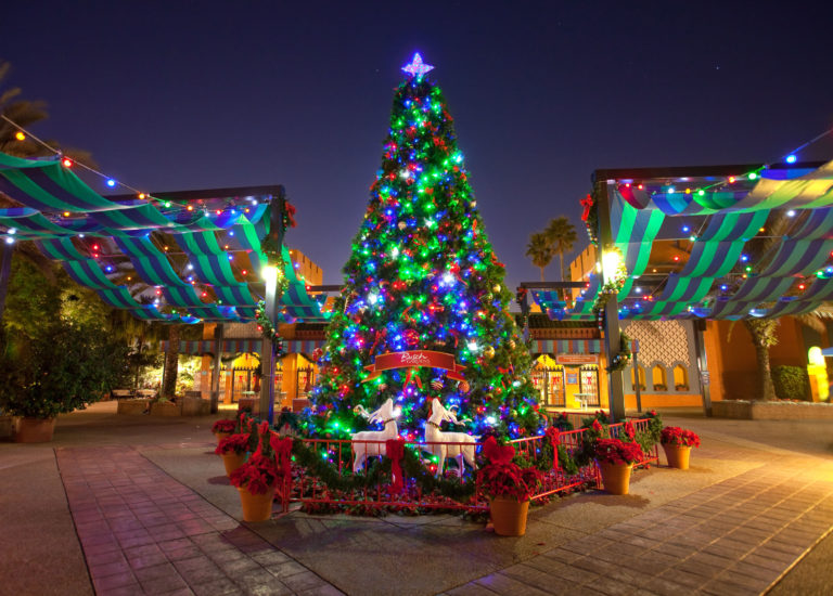 Christmas Town Is Coming To Busch Gardens The Mom Maven