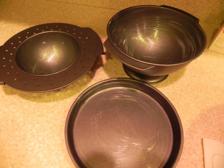 Bake N Fill Cake Pan