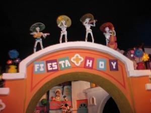 The Gran Fiesta Tour starring the Three Caballeros