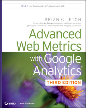 Advanced Web Metrics with Google Analytics Book Review