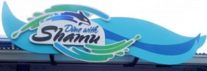 Dine with Shamu at SeaWorld Orlando