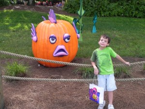 SeaWorld Halloween Spooktacular 2012