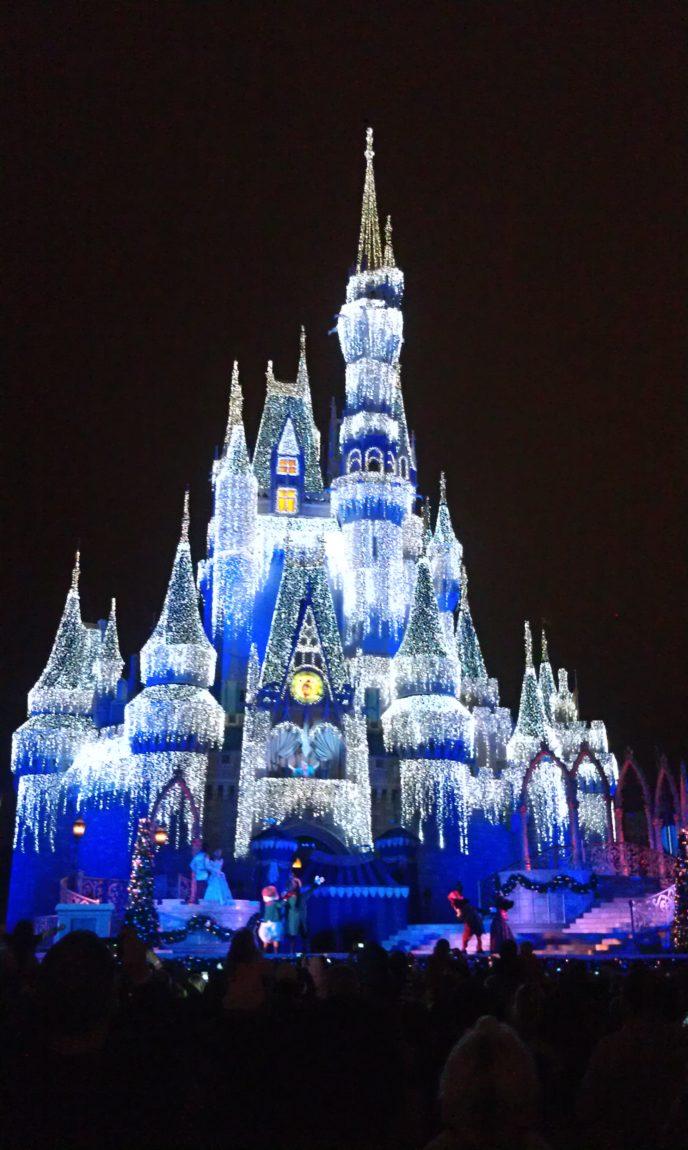 Castle Dream Lights 2012