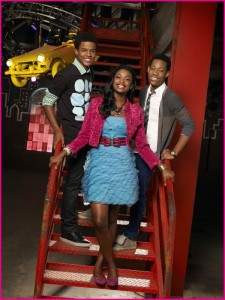 TREVOR JACKSON, COCO JONES, TYLER JAMES WILLIAMS