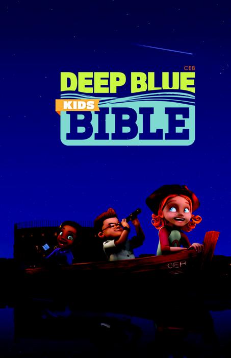 Deep Blue Kids Bible