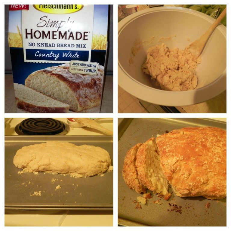 Fleishmann's Simply homemade Bread