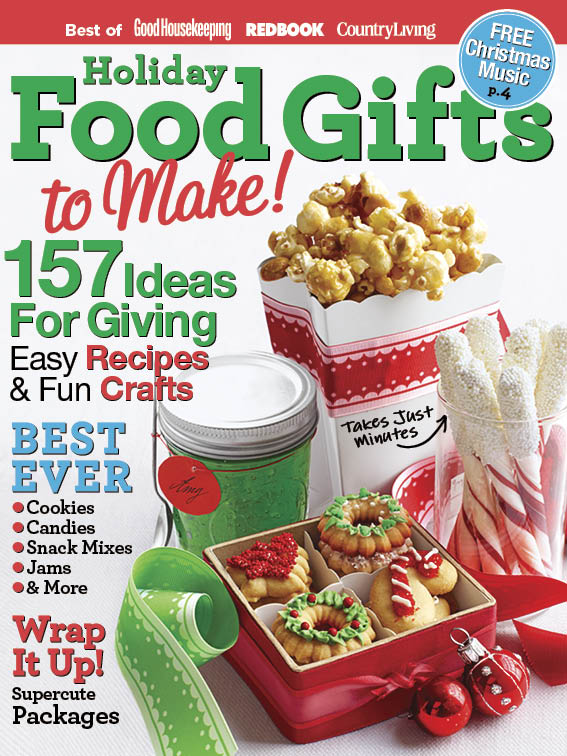 Holiday Food Gifts to Make!