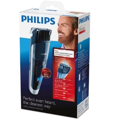 Holiday Guide Phillips Norelco Vacuum Stubble And Beard
