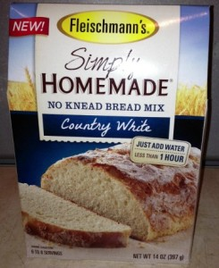 Holiday Guide-Fleishmann's Simply Homemade Bread