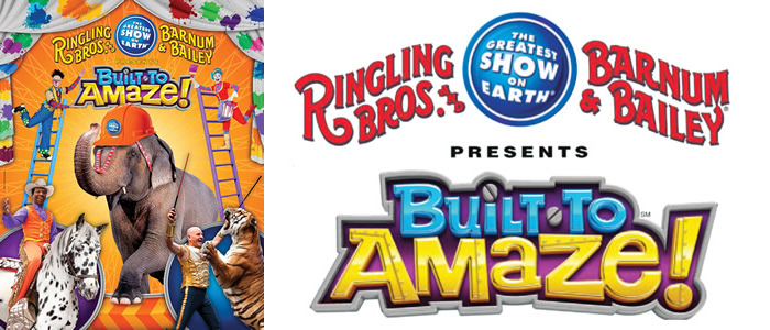 Built To Amaze Ringling Bros And Barnam Bailey Circus The Mom Maven