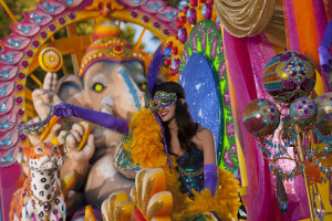Celebrate Mardi Gras at Universal Studios
