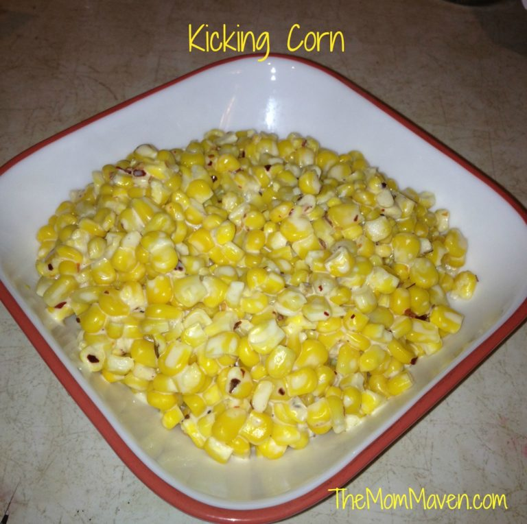 Easy recipes-Kicking Corn