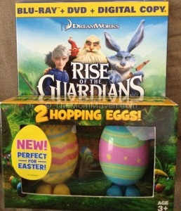 Rise of the Guardians Blu-ray Review