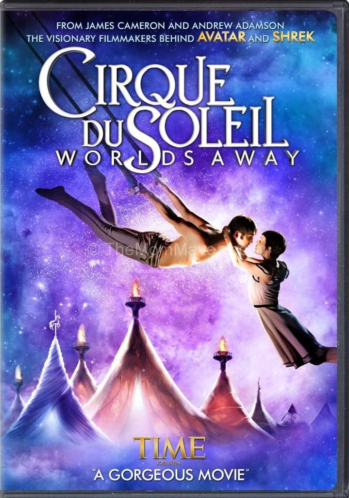 Cirque du Soleil:Worlds Away