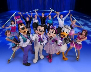 Disney on Ice Rockin Ever After Tampa Giveaway
