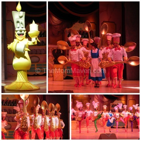 Be Our Guest-Beauty and the Beast Live on Stage