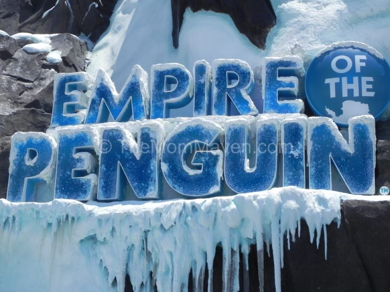 Family Travel Seaworld Orlando Antarctica Empire Of The