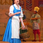 Belle-Beauty and the Beast Live on Stage