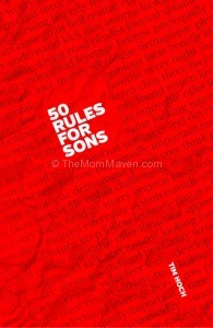 Book Review: 50 Rules for Sons by Tim Hoch