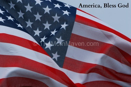 America, bless God