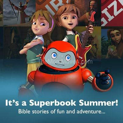 Superbook is coming to ABC Family