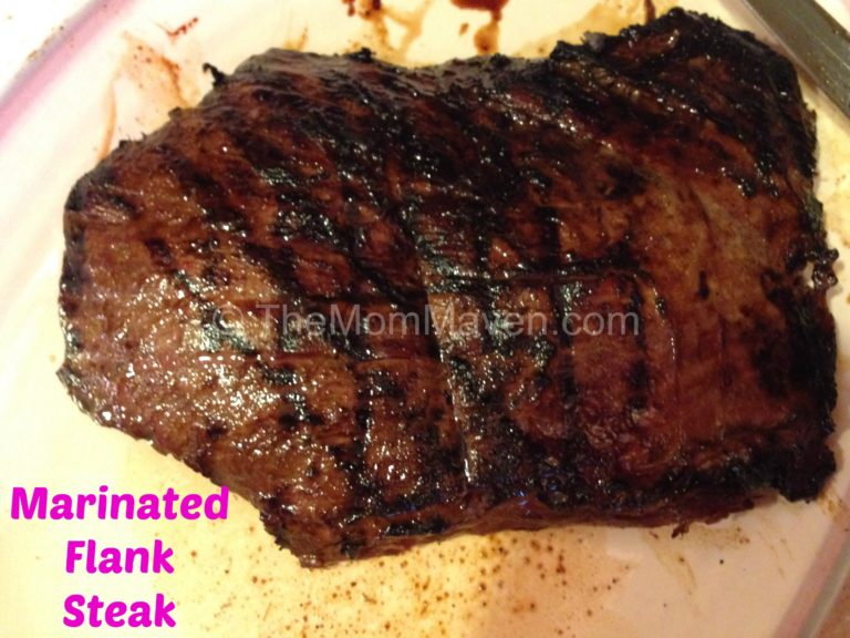 Flank Steak Marinade Recipe Easy recipes: marinated flank