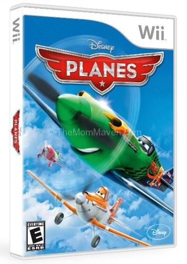 Disney's Planes Wii