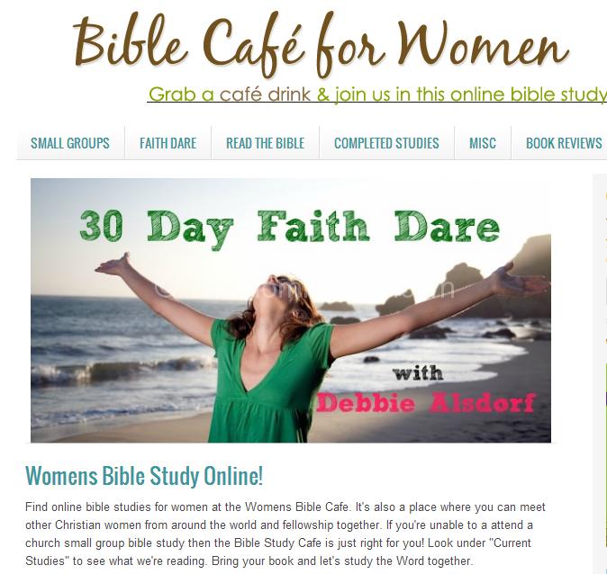 Womens Bible Study Womens Bible Cafe™