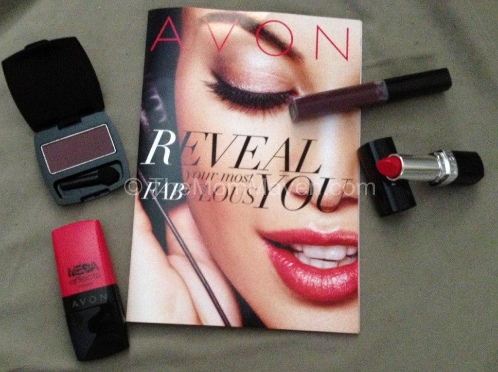 the new avon color products are here