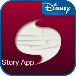 Disney story app