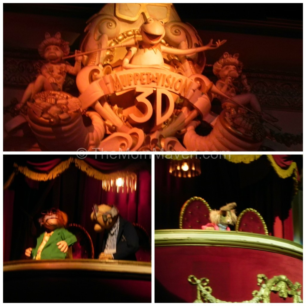 Muppet*Vision 3D Theater