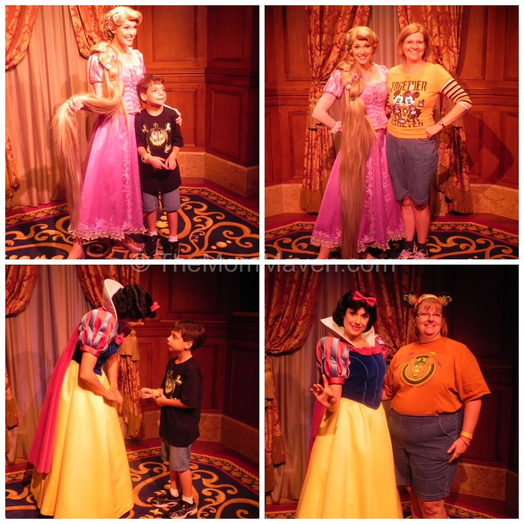 Princess Fairytale Hall Meet and Greet