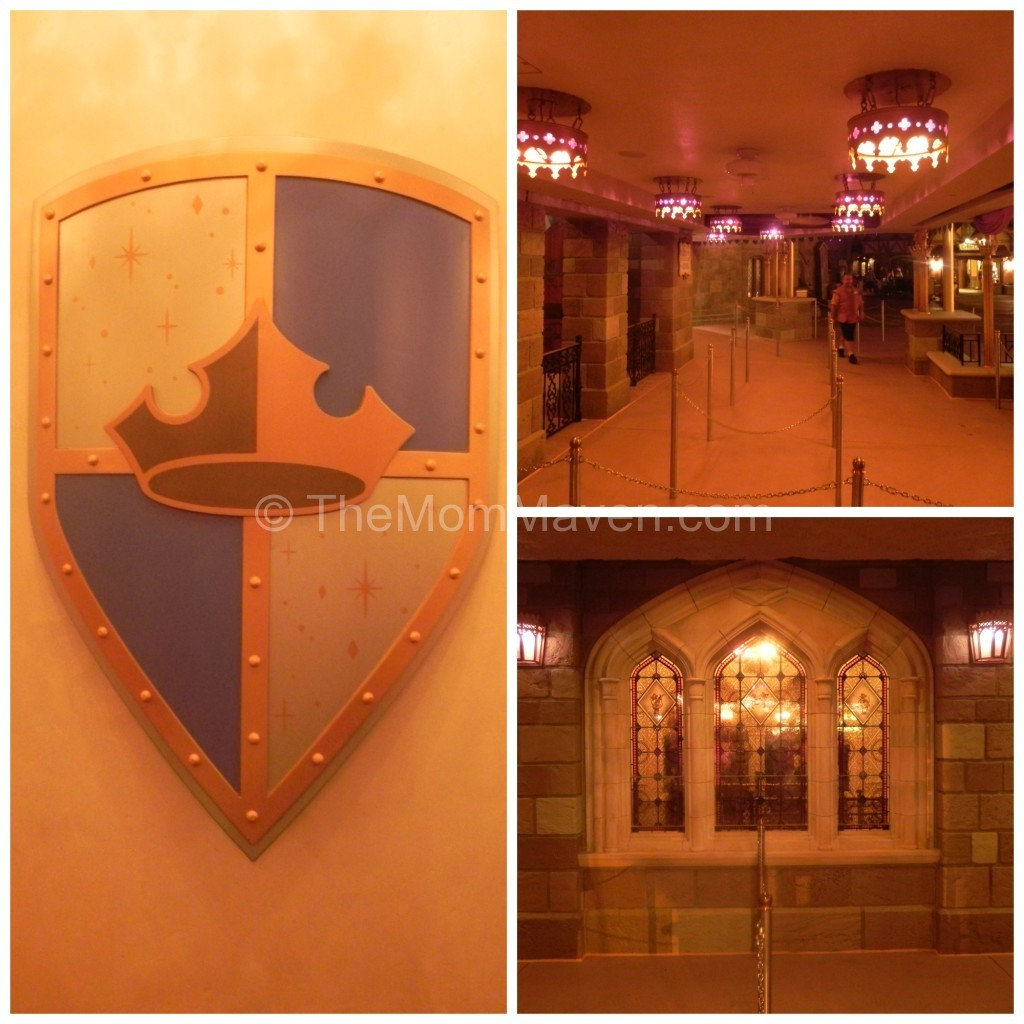 Princess Fairytale Hall Queue