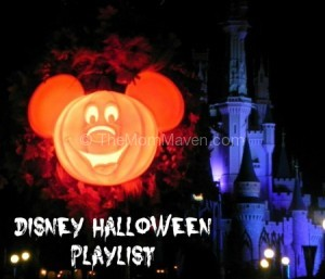 disney halloween playlist
