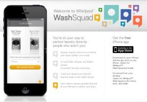whirlpool washsquad